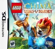 lego legends of chima: lavals journey - nintendo ds