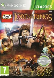 lego lord of the rings (classics) - xbox 360