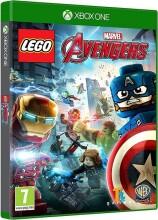 lego: marvel avengers - xbox one