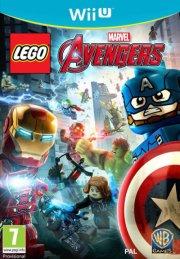 lego: marvel avengers - wii u
