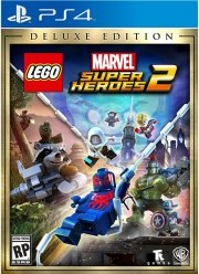 lego marvel super heroes 2 - deluxe edition - PS4