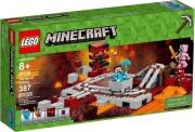 lego minecraft 21130 - netherjernbanen - Lego