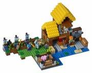 lego minecraft 21144 - farmhuset - Lego