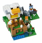 lego minecraft 21140 - hønsehuset - Lego