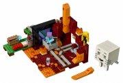 lego minecraft 21143 - netherportalen - Lego