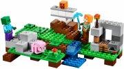 lego minecraft - jerngolem (21123) - Lego