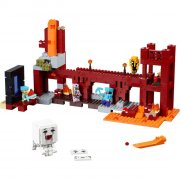 lego minecraft - the nether fortress (lego 21122) - Lego