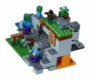 lego minecraft 21141 - zombiehulen - Lego