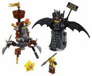 lego filmen 2 - kampklar batman og jernskæg - 70836 - Lego