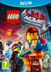 lego movie: the videogame - wii u