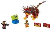 lego filmen 2 - ultrakat og kriger-lucy! - 70827 - Lego