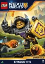 lego nexo knights - episode 11-15 - DVD
