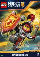 lego nexo knights - episode 16-20 - DVD