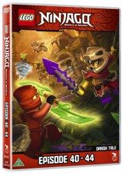 lego ninjago 10 - episode 40-44 - DVD