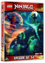 lego ninjago 12 - episode 50-54 - DVD