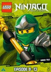 lego ninjago 3 - episode 9-13 - DVD