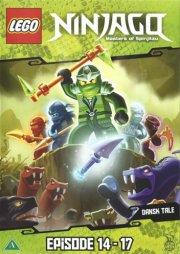 lego ninjago 4 - episode 14-17 - DVD