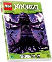 lego ninjago 5 - episode 18-21 - DVD