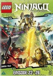 lego ninjago 6 - episode 22-26 - DVD