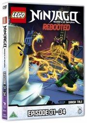 lego ninjago 8 - episode 31-34 - DVD