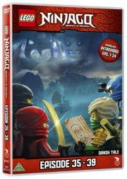 lego ninjago 9 - episode 35-39 - DVD