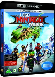 the lego ninjago movie - 4k Ultra HD Blu-Ray