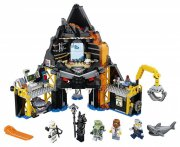 lego ninjago 70631 - garmadons vulkan-tilholdssted - Lego