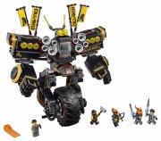 lego ninjago 70632 - jordskælvsrobot - Lego