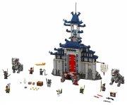 lego ninjago movie 70617 - det ultimative våbens tempel - Lego