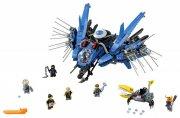 lego ninjago movie 70614 - lynjet - Lego