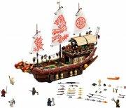 lego ninjago movie 70618 - skæbnebåden - Lego