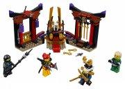 lego ninjago - opgør i tronsalen - Lego