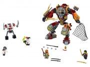 lego ninjago - redningsrobot (70592) - Lego