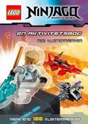 lego ninjago aktivitetsbog - Kreativitet