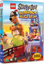 lego scooby-doo: blowout beach bash - DVD