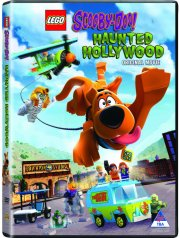 lego scooby-doo: haunted hollywood - DVD