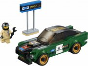 lego speed champions 75884 - 1968 ford mustang fastback - Lego