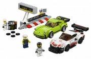 lego speed champions 75888 - porsche 911 rsr og 911 turbo 3.0 - Lego