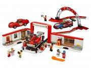 lego speed champions 75889 - ultimativt ferrariværksted - Lego
