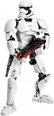 lego star wars - buildable figures - first order stormtrooper - 75114 - Lego