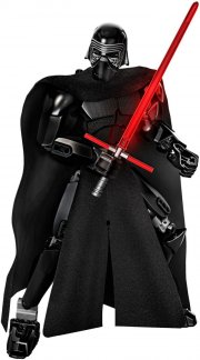 lego star wars - buildable figures - kylo ren - 75117 - Lego
