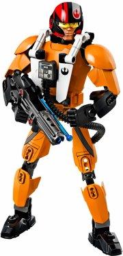 lego star wars - buildable figures - poe dameron - 75115 - Lego