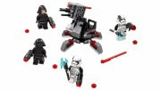 lego star wars 75197 - first order specialists battle pack - Lego