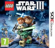 lego star wars iii (3): the clone wars 3d - nintendo 3ds