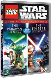 lego star wars: padawan menace // the empire strikes out - DVD