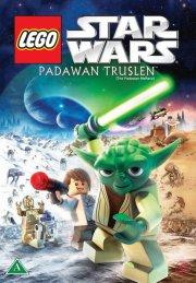 lego star wars film - padawan truslen - DVD