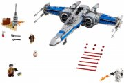 lego star wars - resistance x-wing fighter - 75149 - Lego