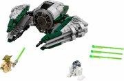 lego star wars rouge one 75168 - yoda's jedi starfighter - Lego