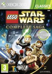 lego star wars the complete saga - classics - xbox 360