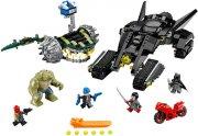 lego super heroes batman 76055 - killer croc kampen i kloakken - Lego